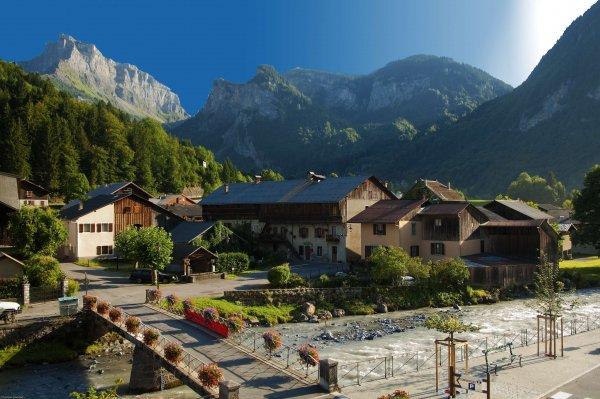 Sixt-Fer-à-Cheval, Rhône-Alpes