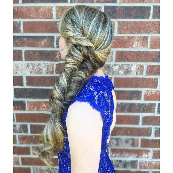 hair, hairstyle, long hair, costume, pattern,