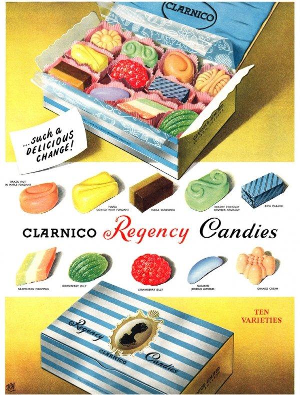 Regency Candy