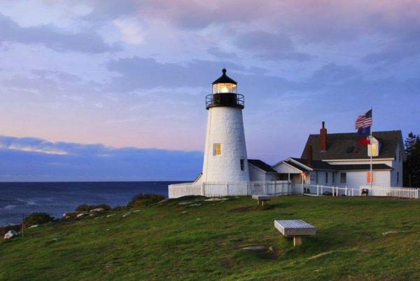 Live as Snug as a Lighthouse Keeper