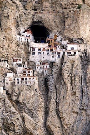 Phugtal Monastery, Jammu