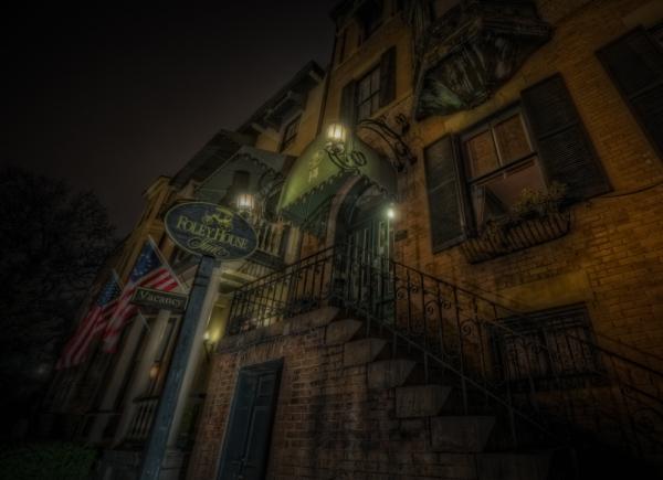 Foley House Inn in Savannah, Georgia