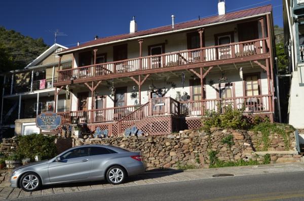 Ghost City Inn in Jerome, Arizona
