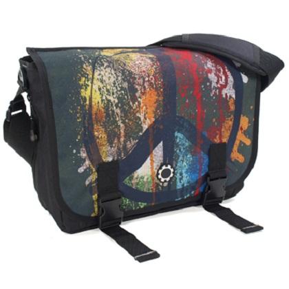 Messenger Bag: Best Cool Baby Diaper Bag for Dad...