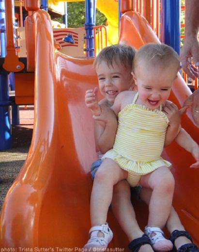 Celeb Mom Trista Sutter's Kids...