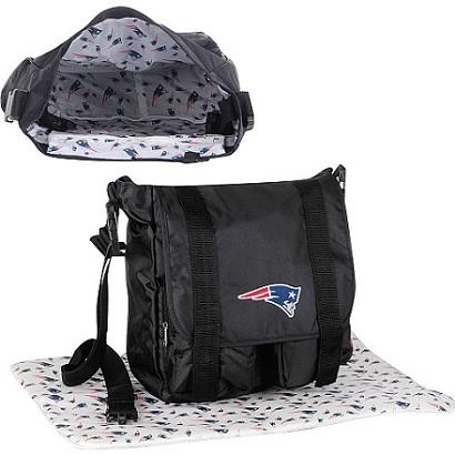 NFL Bag: Best Sports Baby Diaper Bag for Dad...