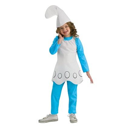 Smurfs Character Movie Halloween Costumes for Kids.  sc 1 st  parents - Allwomenstalk & Smurfs Character: Movie Halloween Costumes for Kids... - 7 Funu2026