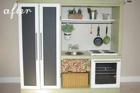Tv Stand 10 Fantastic Diy Play Kitchens Parenting