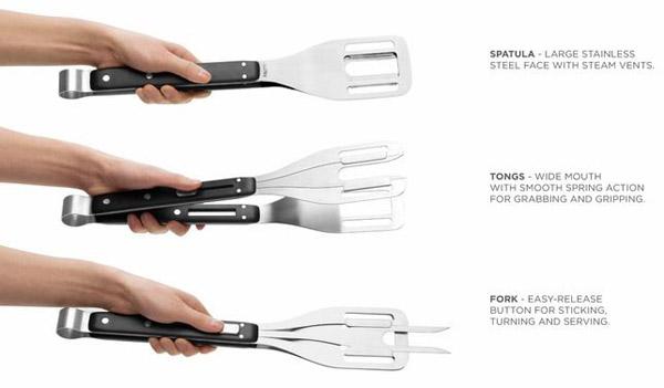 Grilling Multi-Tool