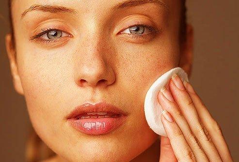 Ensure Makeup Removal