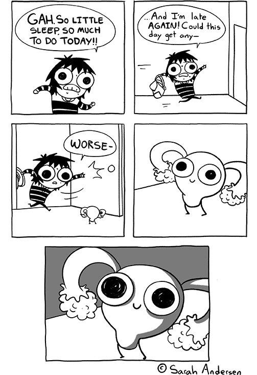 cartoon, book, GAH., LITTLE, SLEEP,
