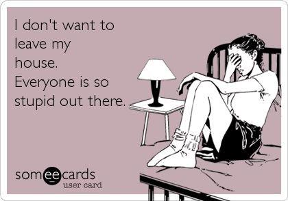 Being Antisocial
