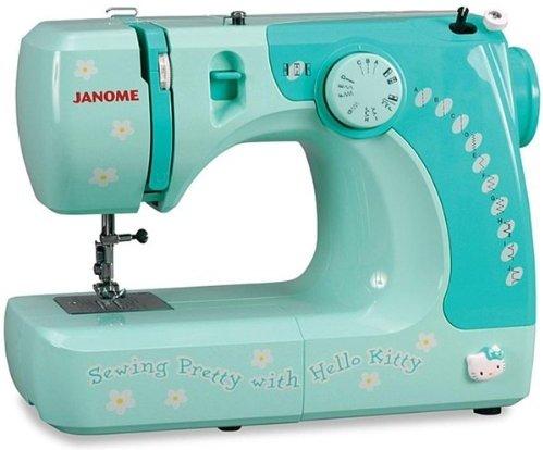 Janome 11706 3/4 Size Hello Kitty
