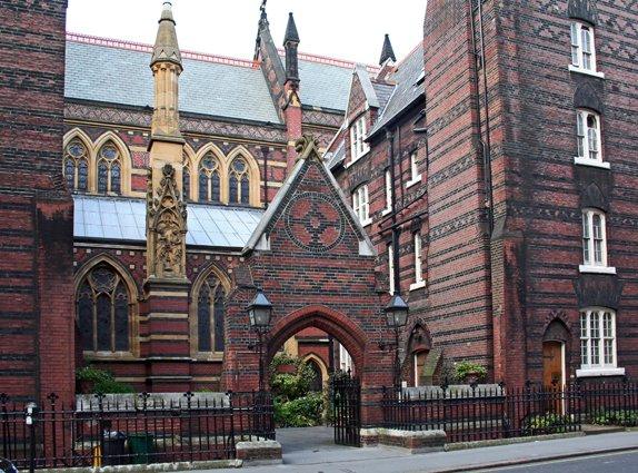 All Saints Church, Poplar, town, building, neighbourhood, architecture,