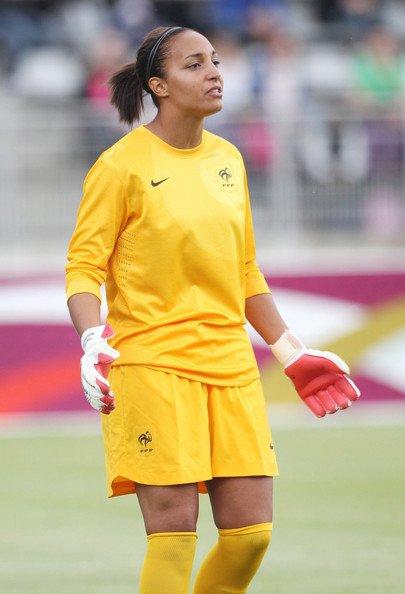 Sarah Bouhaddi, France