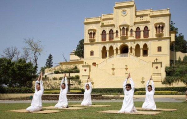 Ananda Spa – India
