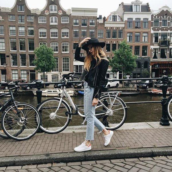 Westerkerk, bicycle, road bicycle, vehicle, land vehicle,