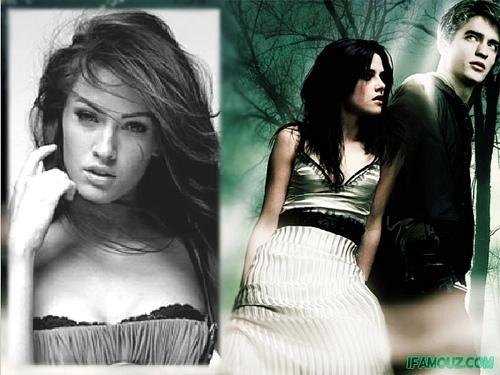 Bella Swan and Edward