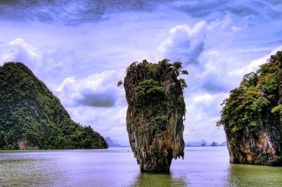 Visit Koh Phi Phi/James Bond Island
