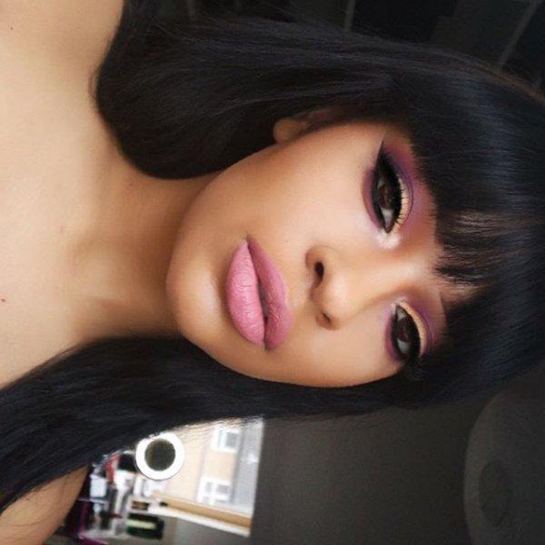 face,hair,eyebrow,black,nose,