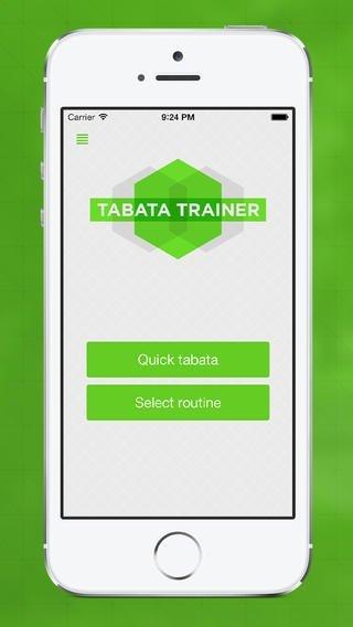 Tabata Trainer