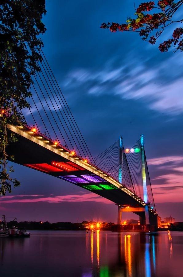 Vidyasagar Setu Bridge, Kolkata