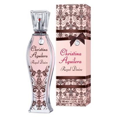 Diana Trotter's Pick: Royal Desire by Christina Aguilera