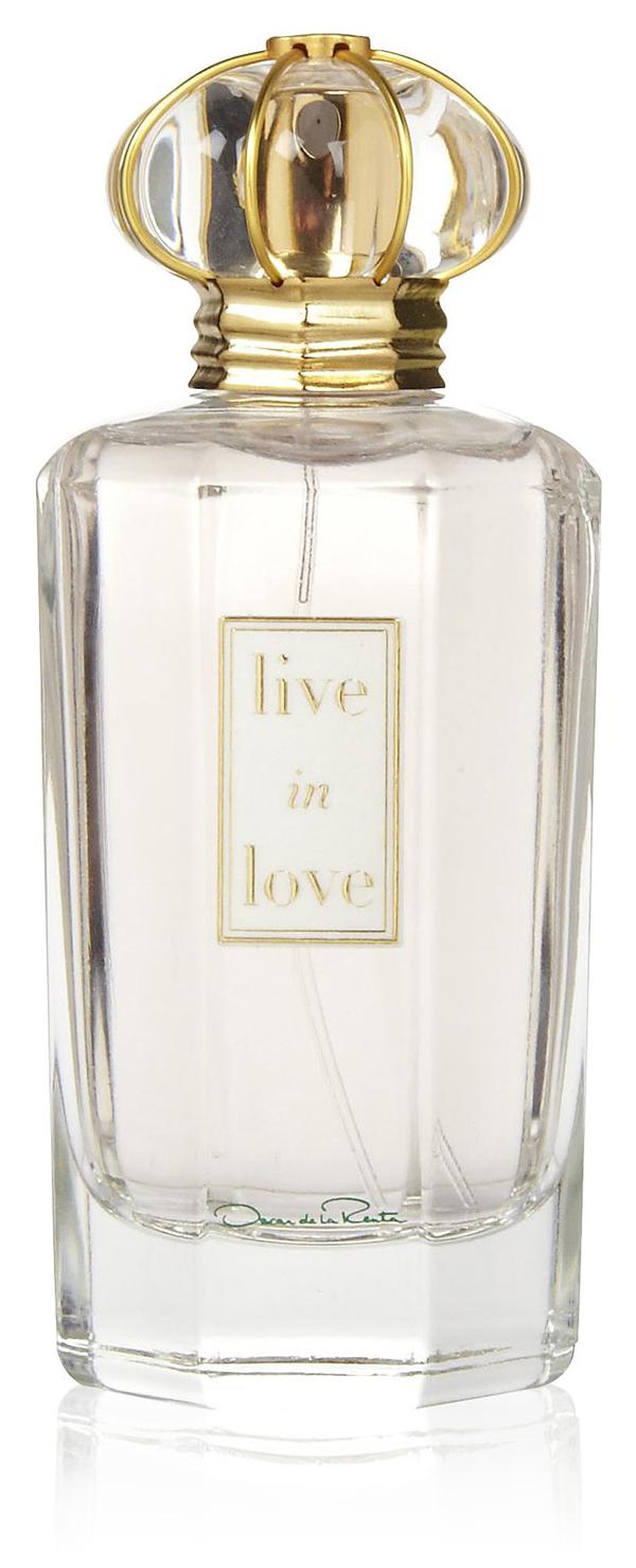 Diana Denza's Pick: Live in Love by Oscar De La Renta
