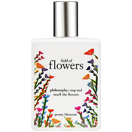 Philosophy Field of Flowers Peony Blossom