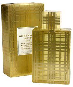 Burberry – Brit Gold