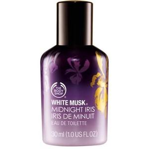 White Musk Midnight Iris by the Body Shop
