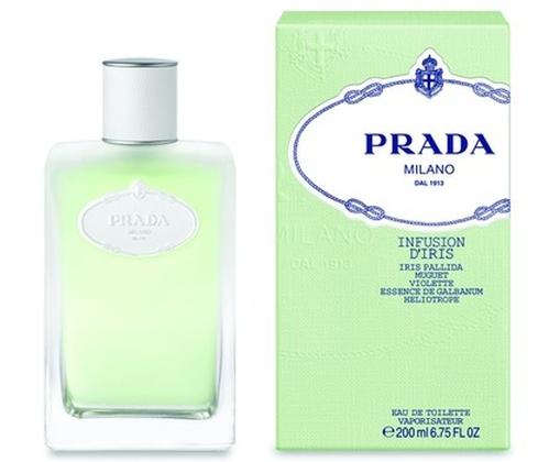 Infusion D'Iris Eau De Toilette by Prada