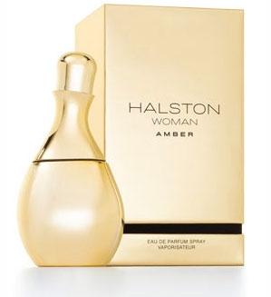 Woman Amber by Halston