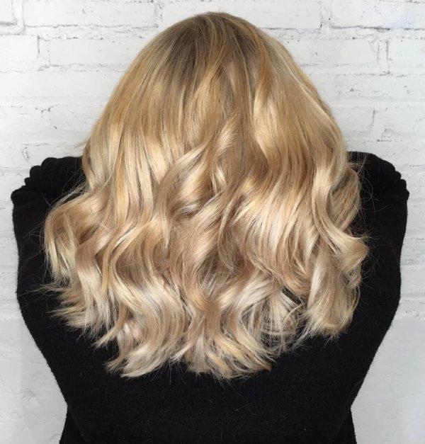 Hair, Blond, Hairstyle, Hair coloring, Long hair,