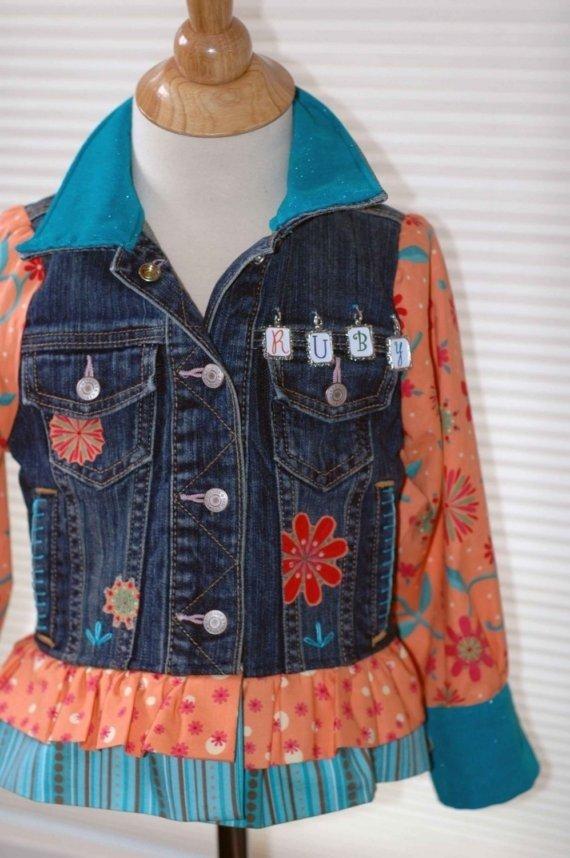 Denim Jacket 26 Cool Ways To Customize Denim Diy