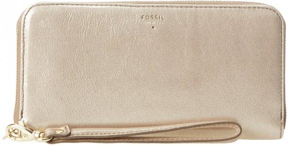 Fossil 'Sydney' Zip Clutch Wallet