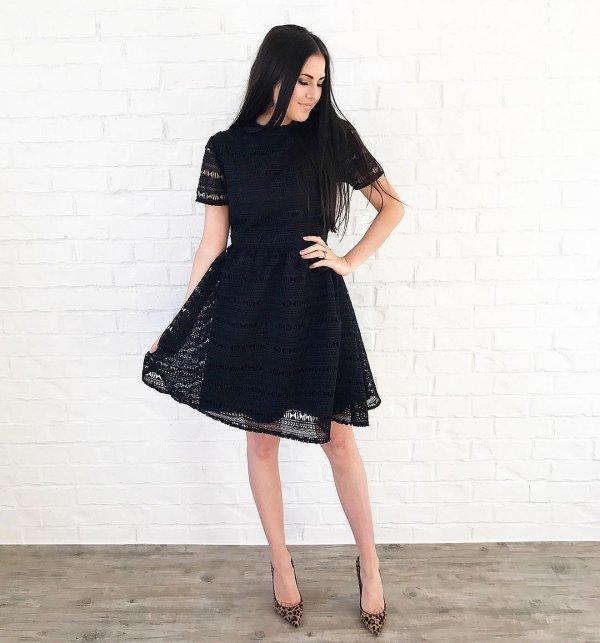 clothing, black, dress, sleeve, pattern,