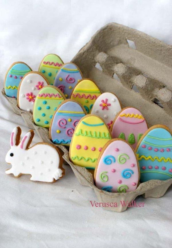 In an Egg Carton