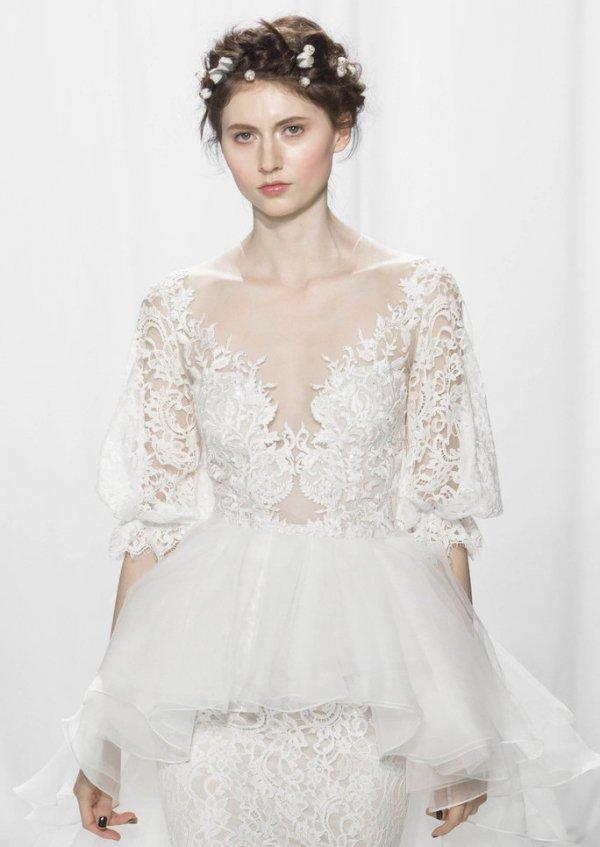 wedding dress, clothing, bridal clothing, gown, dress,