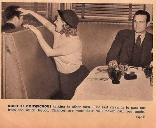 Retro Dating neuvoja