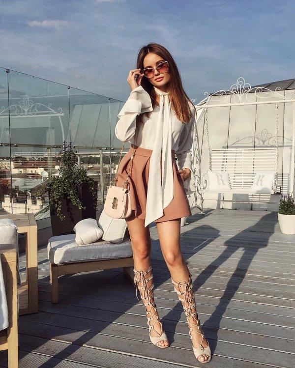 clothing, hair, footwear, model, leather,