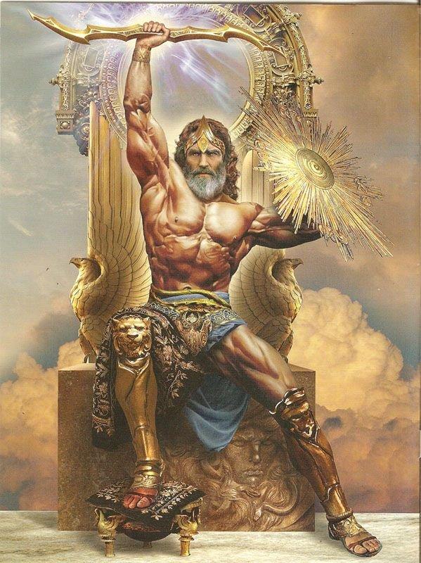 Zeus - King of the Gods and Men