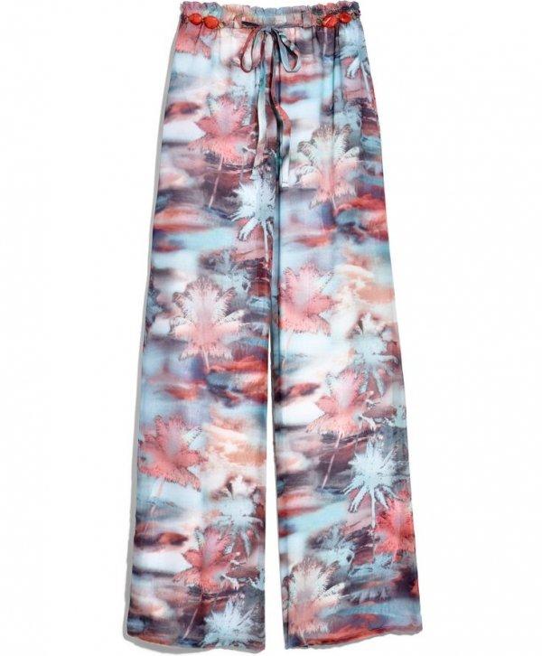 Watercolor Pants (TJ Maxx)