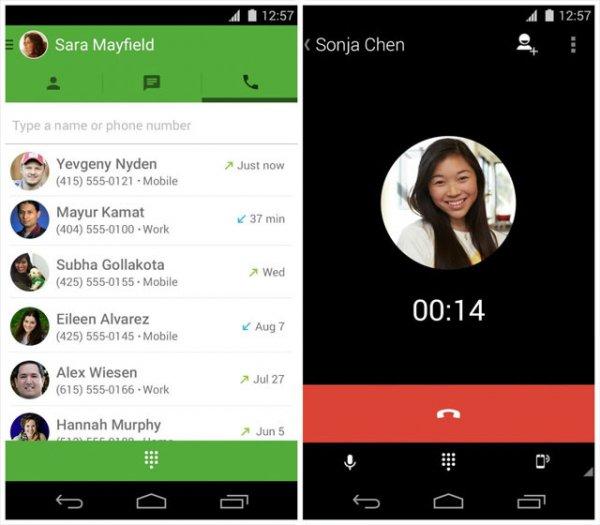Google Hangouts Video Calls