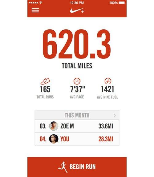 Nike+Running