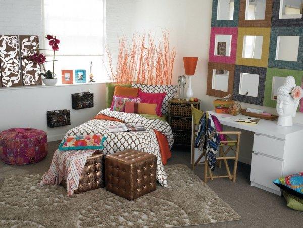 8 Ways to Revamp Your Dorm Room