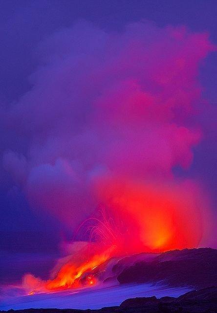 Mount Kilauea, Hawaii Volcanoes National Park