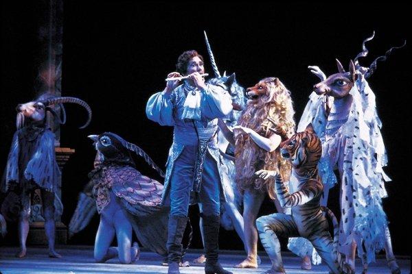 The Magic Flute - Mozart
