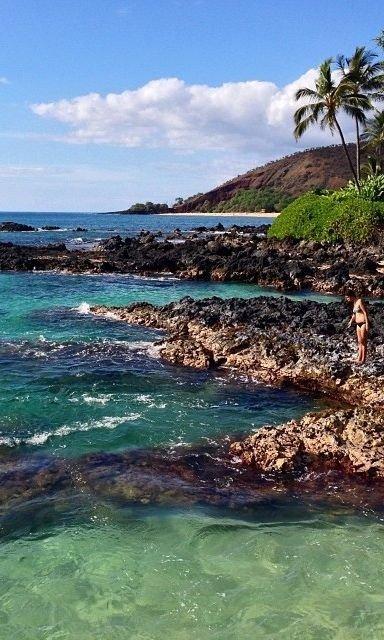 Pa'ako Beach, Maui