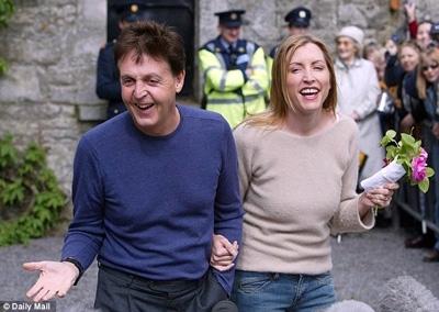 Paul McCartney Heather Mills